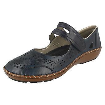 Sapatos de senhoras Rieker Antistress 44875