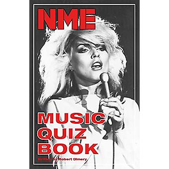 NME Music Quiz Book by Robert Dimery - 9781786275295 Book