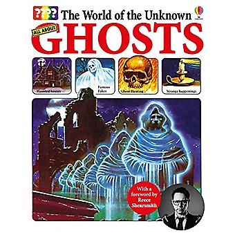 World of the Unknown - Ghosts by Christopher Maynard - 9781474976688 B