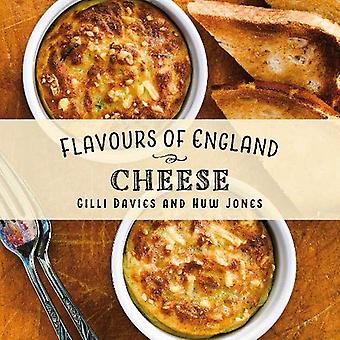 Flavours of England - Cheese by Gilli Davies - 9781912654840 Book