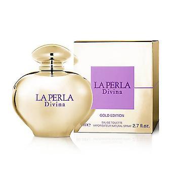 La Perla - Divina Gold Edition - Eau De Toilette - 80ML