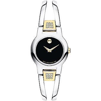 Movado 0606894 Amorosa Dames Horloge