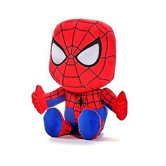 Marvel Avengers Spiderman Plush Gosedjur Plysch Mjukis 30cm