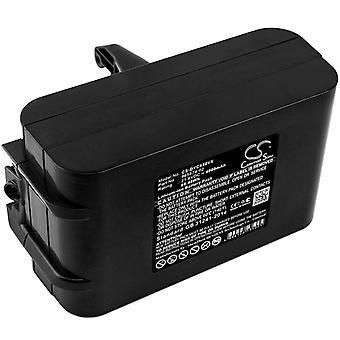 Bateria para Dyson 205794-01/04 965874-02 DC58 DC61 DC62 DC72 DC72 V64 Slim 4000mA