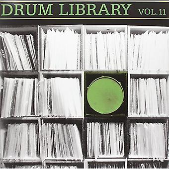 Paul Nice - Drum Library Vol 11 [Vinyl] USA import