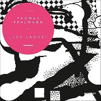 Fehlmann*Thomas - Lagos [CD] USA import