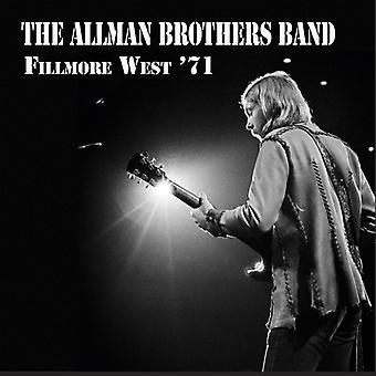 Fillmore West '71 [CD] VS import