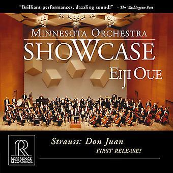 R. Strauss - Minnesota Orchestra Showcase [CD] USA import