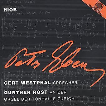P. Eben - Petr Eben: Das Orgelwerk, Vol. 2 - Hiob [CD] USA import