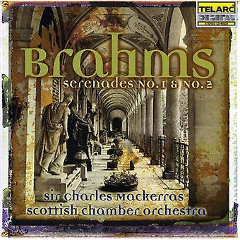 J. Brahms - Brahms: Serenades Nos. 1 & 2 [CD] USA import