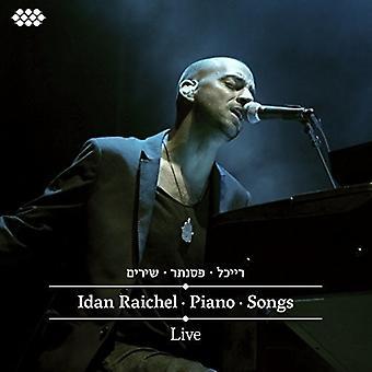 Raichel*Idan - Piano-Songs [CD] USA import