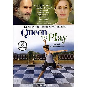 Queen to Play [DVD] USA import