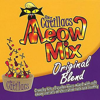 Catillacs - Meow Mix [CD] USA importerer