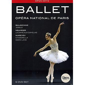 Paris Opera Ballet Box Set [DVD] USA import