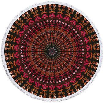 Reddish Mandala ranta pyyhe