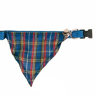 Trixie Cat Collar With Bandana, Nylon (Cats , Collars, Leads & Harnesses , Collars)