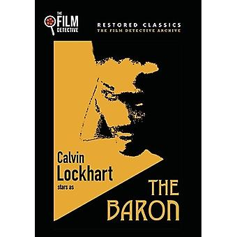 Baron [DVD] USA import