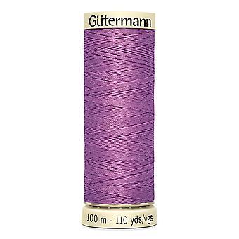 Gutermann sy-alle 100% polyestertråd 100m hånd- og maskinfarvekode - 716
