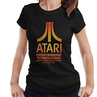 Atari Entertainment Technologies kvinnor ' s T-shirt
