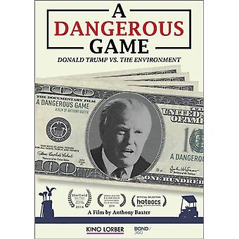 Dangerous Game: Donald Trump vs. the Environment [DVD] USA import