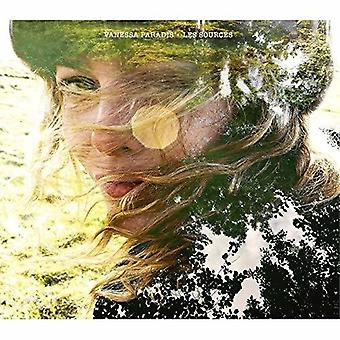 Vanessa Paradis - Les Sources [CD] USA import