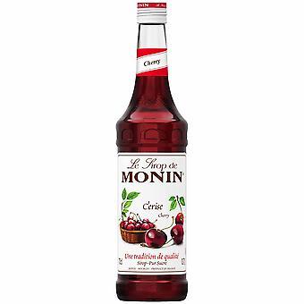 Monin Natural Cherry Syrup