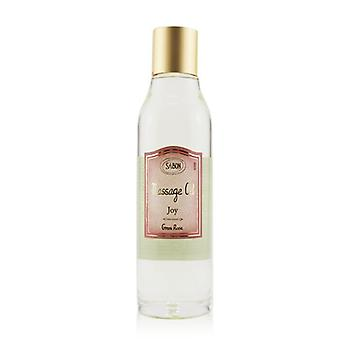 Sabon Massage Oil - Joy (Green Rose) 150ml/5oz