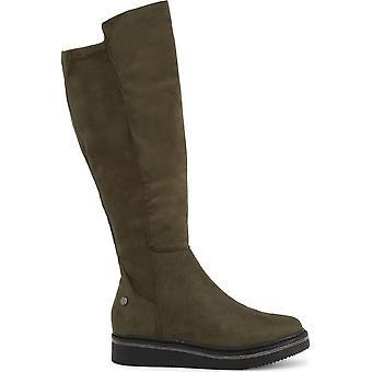 Xti - Shoes - Boots - 48448_KAKHI - Ladies - darkolivegreen - EU 37