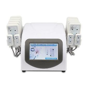 Bærbare Home Lipolaser Professionel slankende maskine