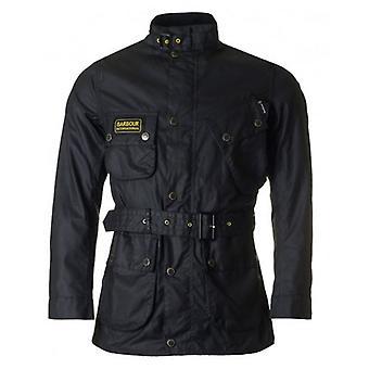 Barbour International Slim Wax Jacket
