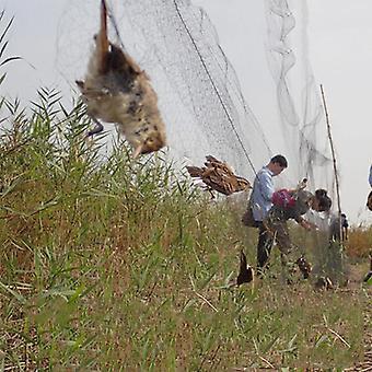 Bird Catcher Net Pond Net Fishing Net Crops Fruit Tree Vegetables Flower Garden Mesh Protect Pest Control
