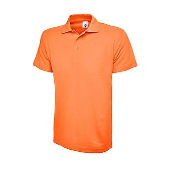 UNEEK UC101 Unisex Classic Plain Poloshirt - Casual Work Top