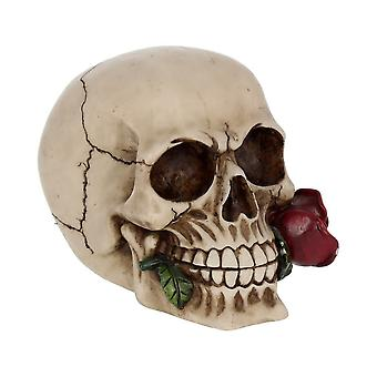 Nemesis Now Skull - Rose From The Dead 15cm