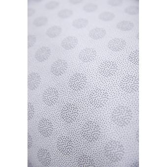 Clair de Lune Speckles Grey Changing Mat