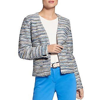 Basler | Tweed Short Blazer