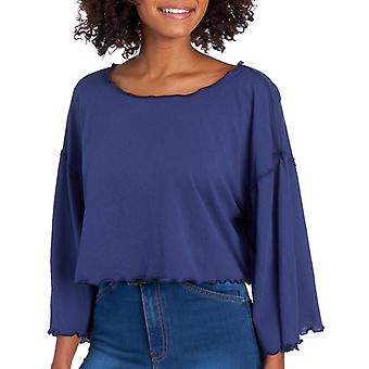 Free People | Cropped Top T-Shirt