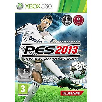 Jeu de Pro Evolution Soccer 2013 Xbox 360