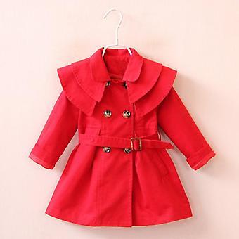 Veste bébé Automne Winter Baby Coat Cotton Hooded Warm Outerwear Kids Coat
