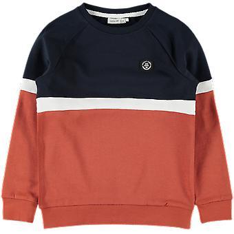 Name-it Boys Sweater Neelo Burnt Brick