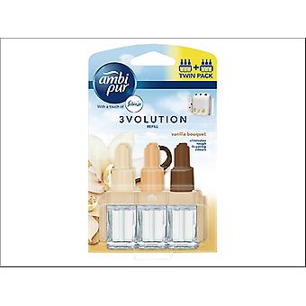 Ambi Pur 3Volution Refill Vanilie x 2 95538