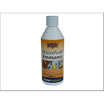 Home Label Household Ammoniak 500ml (6 Pack)