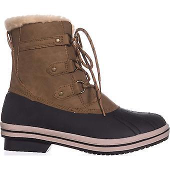 """Bearpaw المرأة جينا """"اللوز إصبع القدم الكاحل أحذية الباردة الطقس"""""""