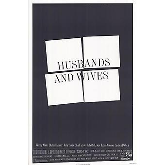 Aviomiehet ja vaimot elokuvan juliste tulosta (27 x 40)