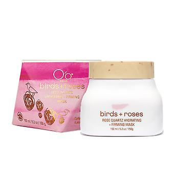 Roses Rose Quartz Hydrating + Firming Mask