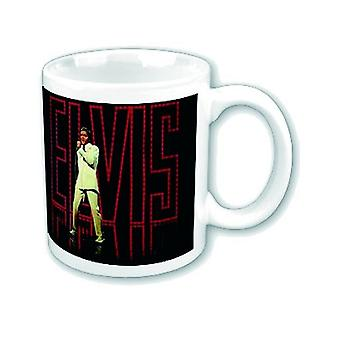 Elvis Presley Mug 68 Special new official Boxed