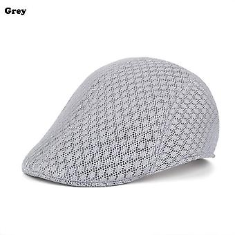 Golf Beret, Flat Cap, British Style Peaked Cap, Summer Breathable, Sport Golf