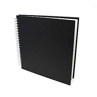 Artway Studio Spirale gebunden quadratische Skizze Buch - 285mm - 96 Seiten (48 Blätter) von 170gsm Patrone Pap