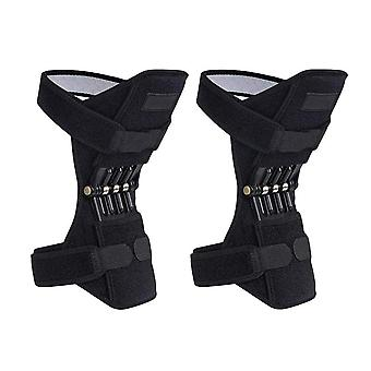 1-pair Knee Protection, Booster Power Lifts, Joint Support Pads, Leg Knee Band