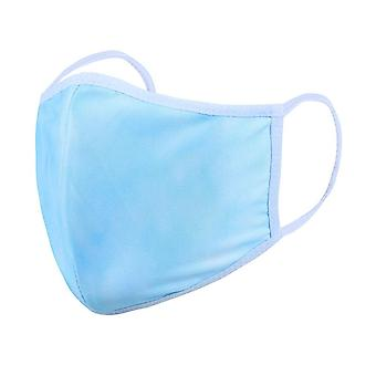 Herbruikbare, ademende mond cap washable face mask mouth cover voor man / vrouw