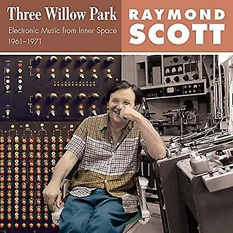 Raymond Scott - Three Willow Park [CD] USA import